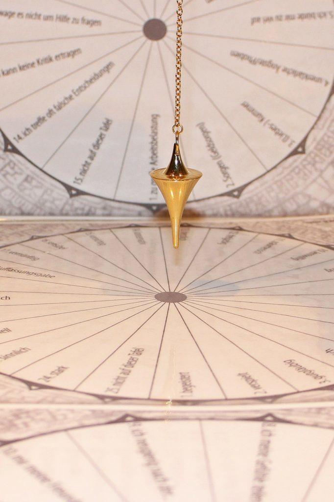Image d'un pendule