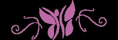 Logo arbre des lumières avec arabesque